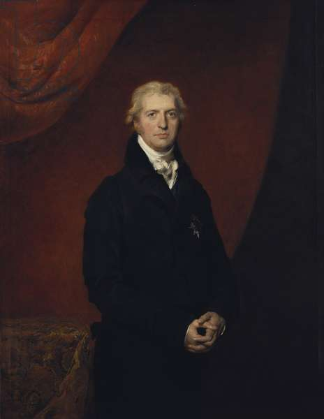 Robert Banks Jenkinson, 2nd Earl of Liverpool, c.1820 (oil on canvas)
