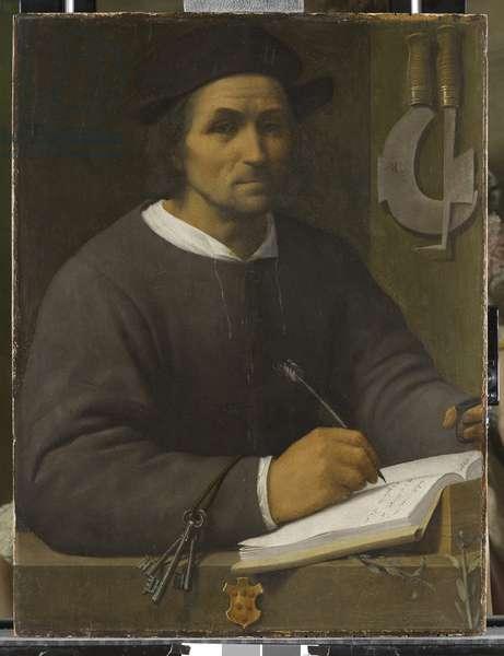 Portrait of Jacopo Cennini, 1523 (oil on panel)