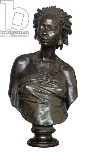 Vénus Africaine, 1852 (bronze)