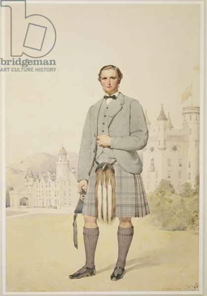 Archibald Brown, c.1866 (w/c on paper)