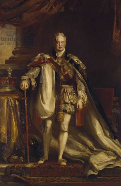William IV, 1832 (oil on canvas)