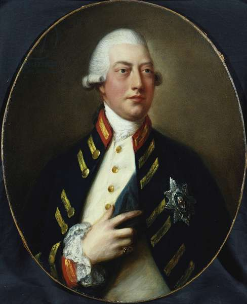 George III, c.1781 (oil on canvas)