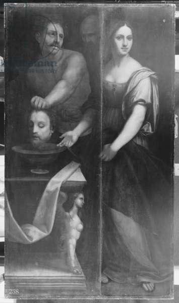 Salome, c.1500-49 (oil on panel)