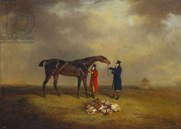 Orville with Francis Smallman, 1800 (oil on canvas)