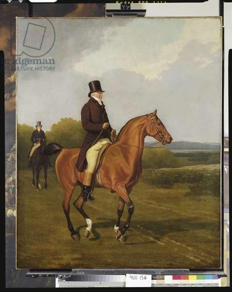 Francis Augustus Eliott, 2nd Baron Heathfield, c.1812-14 (oil on canvas)