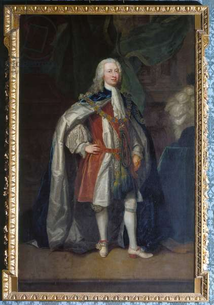 Frederick, Prince of Wales, c.1736 (oil on canvas)