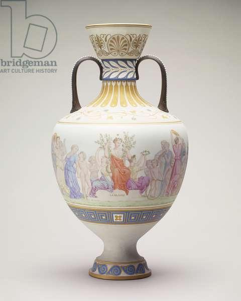 La Gloire, c.1850-51 (ceramic)