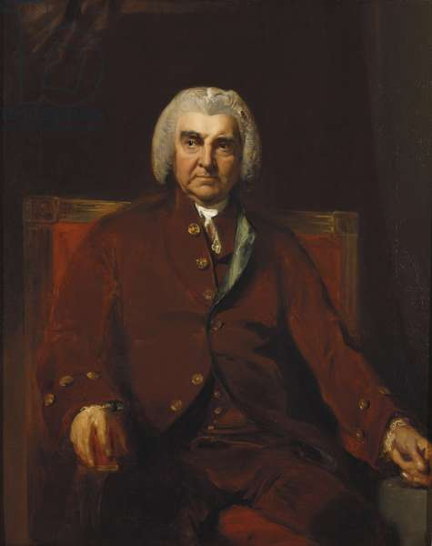 Edward, 1st Lord Thurlow, 1803 (oil on canvas)