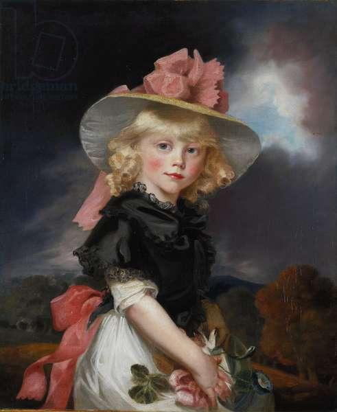 Princess Sophia, 1785 (oil on canvas)