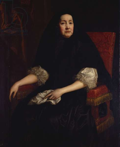Katherine Elliot, c.1687-88 (oil on canvas)