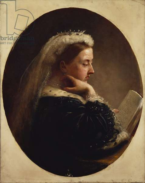 Queen Victoria, 1874 (oil on canvas)