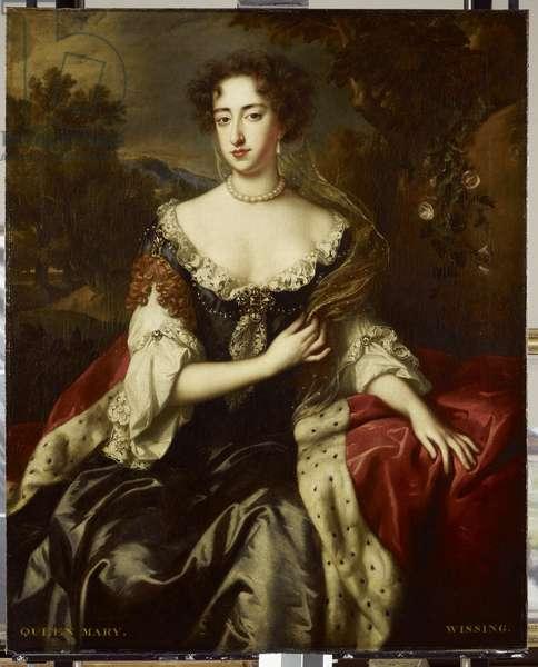 Mary II, when Princess of Orange c.1685 (oil on canvas)