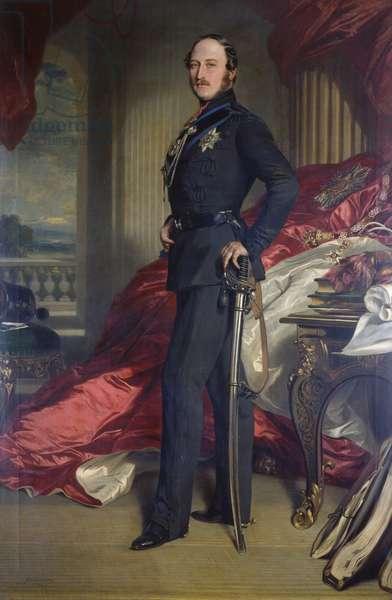 Prince Albert, 1859 (oil on canvas)