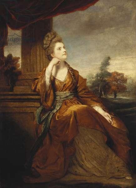 Maria, Duchess of Gloucester (1739-1807), 1774 (oil on canvas)