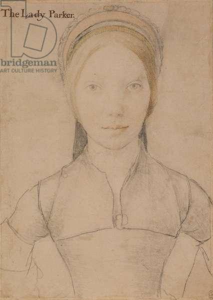 Grace, Lady Parker, c.1540-43