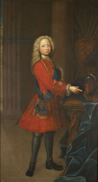 Frederick, Prince of Wales, c.1718-20 (oil on canvas)