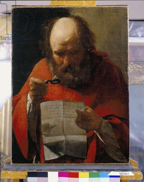 St. Jerome, c.1621-23 (oil on canvas)