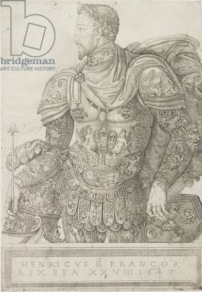 Henri II, 1547 (engraving)