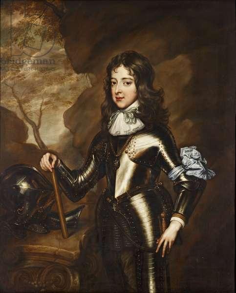 William III when Prince of Orange, 1664 (oil on canvas)