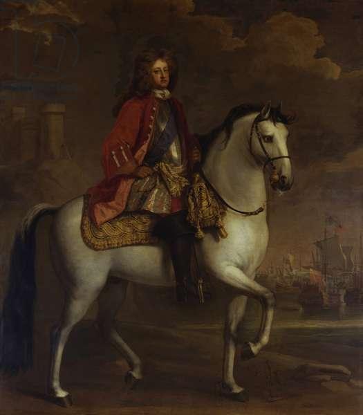 Prince George of Denmark, 1704 (oil on canvas)