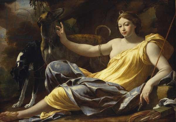 Diana, 1637 (oil on canvas)