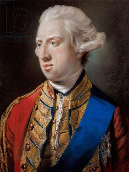 William Henry, Duke of Gloucester, 1769 (pastel on paper)