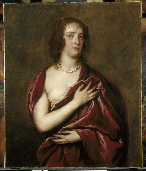 Margaret Lemon, c.1638 (oil on canvas)