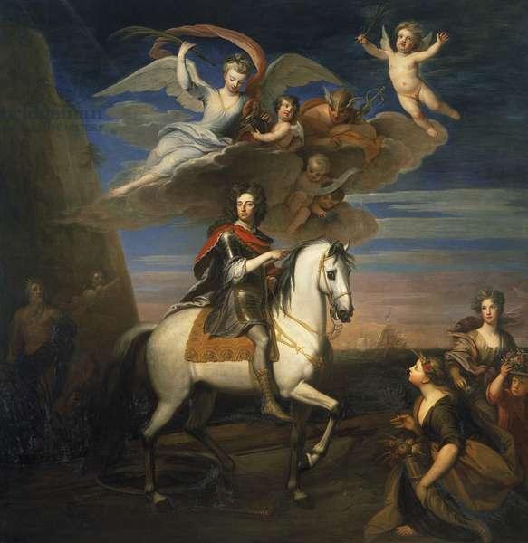 William III on horseback, 1701 (oil on canvas)
