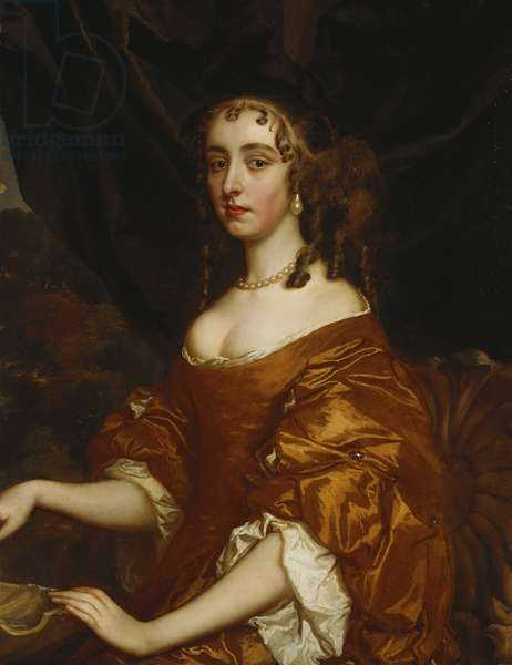 Portrait of a Lady, c.1658-60 (oil on canvas)