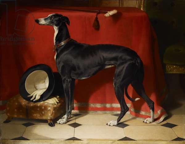 Eos, 1841 (oil on canvas)
