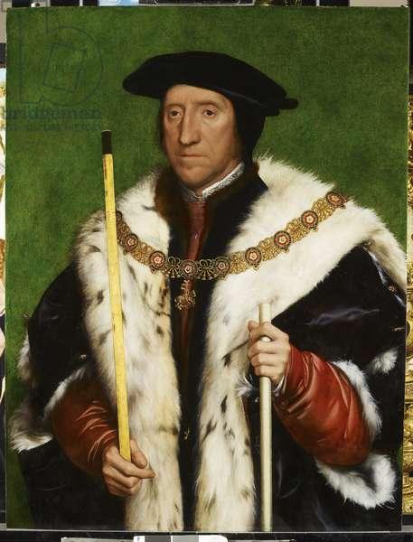 Thomas Howard, Third Duke of Norfolk, c.1539 (oil on canvas)