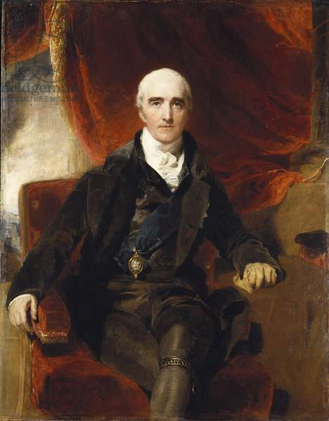 Richard Colley Wellesley, Marquess Wellesley, 1813 (oil on canvas)
