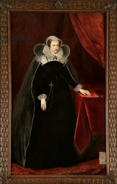 Mary, Queen of Scots, c.1627 (oil on canvas)
