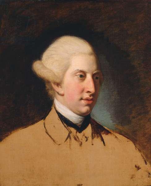 William Henry, Duke of Gloucester, c.1770 (oil on canvas)