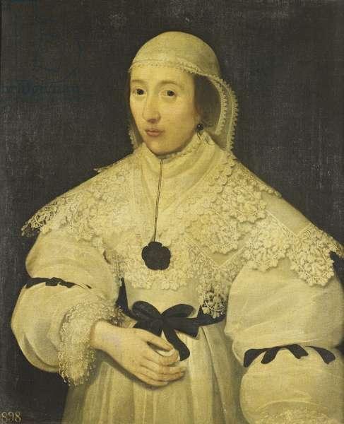 Portrait of a woman, c.1640 (oil on canvas)