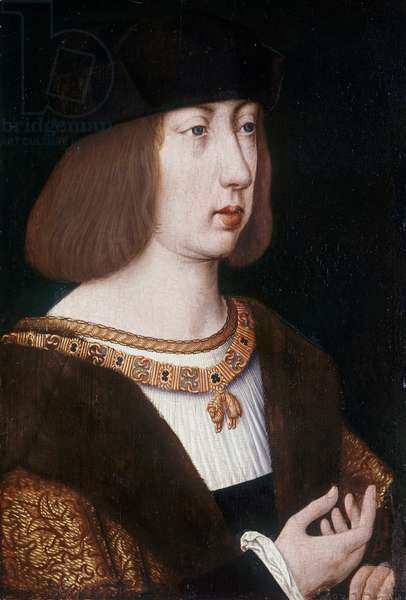 Philip the Handsome, c.1500 (oil on panel)