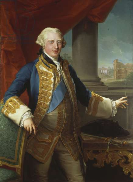 Edward, Duke of York, 1764 (oil on canvas)