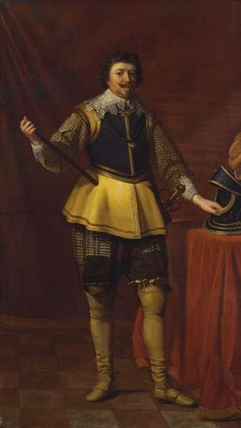 Frederick Henry, Prince of Orange, 1631 (oil on canvas)