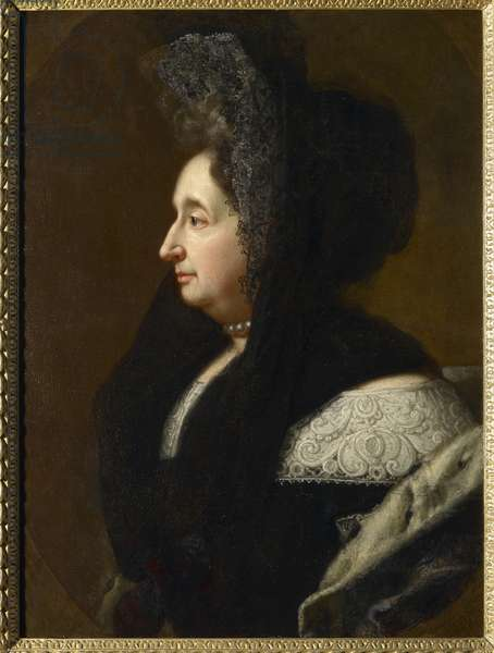 Electress Sophia of Hanover (oil on canvas)