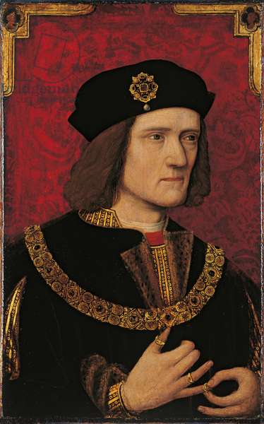 Richard III, 1520 (oil on panel)
