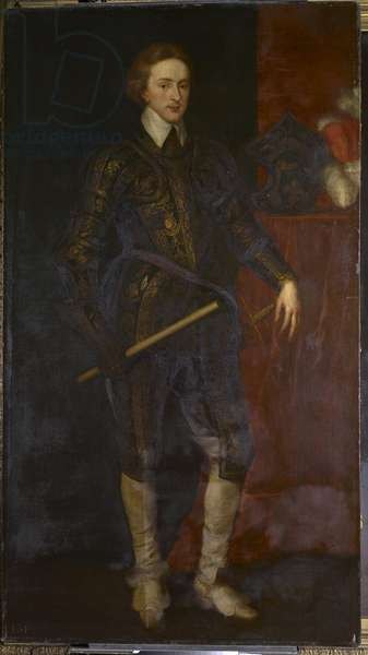 Henry, Prince of Wales, c.1632-34 (oil on canvas)