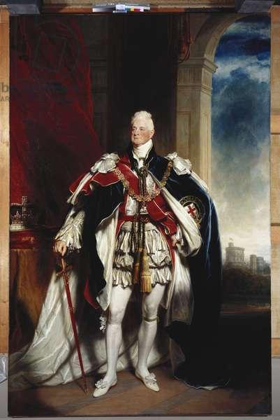 William IV, 1834 (oil on canvas)