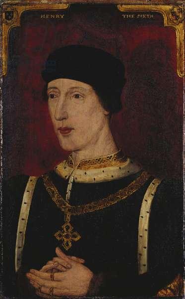 Henry VI, 1500-20 (oil on panel)