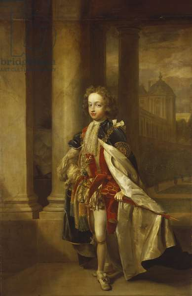 William, Duke of Gloucester, c.1698 (oil on canvas)