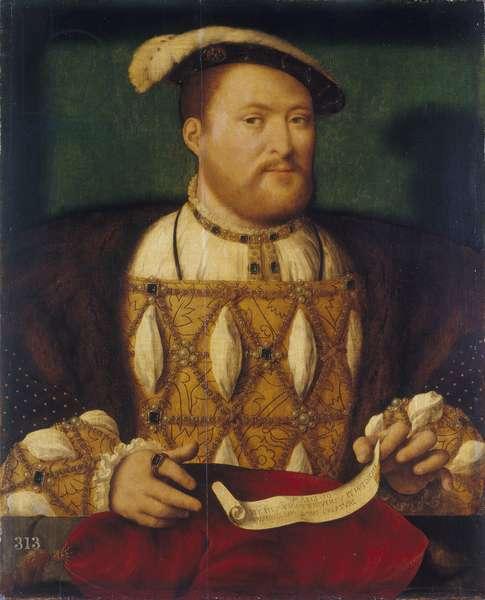 Henry VIII, c.1535 (oil on panel)