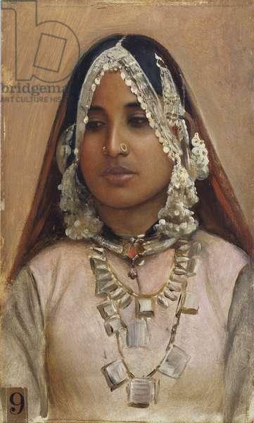 Naslej, 1886-88 (oil on panel)