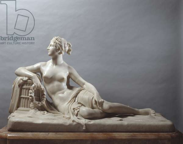Dirce, 1820-24 (marble)