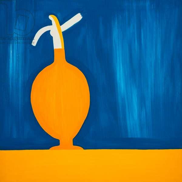 Jar,1998,(oil on linen)