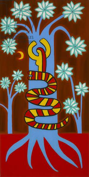 My Favourite Landscape, 2006, (oil on linen)