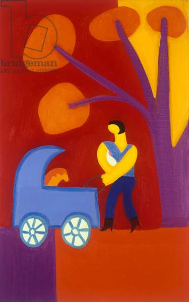 Para Isabel, 2005, (oil on linen)